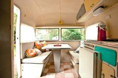 Daisy the 58 Sunliner | Vintage Caravans