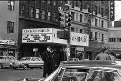 CBS Television Studio 50 - Ed Sullivan Theater - 1960s