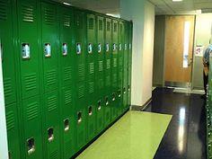 Metal Lockers, Chelsea Nyc, School Lockers, Steel Locker, School Colors, Your Space, Space Saving, Locker Storage