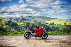 Great Ocean Road near Apollo Bay in Victoria where country meets the sea  #greatoceanroad #victoria #australia #countryside #country #sea #sky #clouds #scenery #landscape #ducati #ducatilife #panigale #panigaleADV #adventure #travel #davesviewpoint #bikelife by davesviewpoint