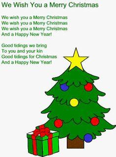 merry christmas coloring pages printableWe Wish You A Merry Christmas lyrics Preschool Christmas Songs, Christmas Carols Songs, Christmas Songs Lyrics, Christmas Colors, Kids Christmas, Christmas Crafts, Christmas Music, Xmas Music, Merry Christmas Lyrics