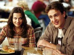 Freaks and Geeks is making my sick day a little less tortuous.