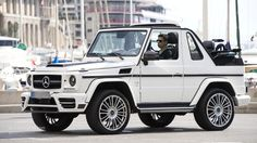 Cool Stuff We Like Here @ CoolPile.com ------- << Original Comment >> ------- Mercedes+G-Class+Cabriolet+Goes+Out+of+Production+[Photo+Gallery]