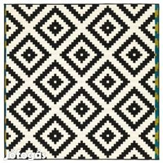 We're rounding up the very best in IKEA rugs. Keep reading for 8 IKEA rugs that look anything but budget. Diy Bordados, Design Ikea, Ikea Rug, Ikea Living Room, Living Rooms, Barn Living, Medium Rugs, Geometric Rug, Tribal Rug