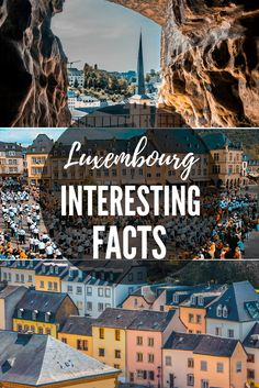 Luxembourg Interesting Facts: the most castles per capita, only pastel houses, the only Grand Duchy in the world and more! Best Travel Guides, Europe Travel Guide, Backpacking Europe, Europe Destinations, Europe Budget, Instagram Inspiration, Travel Inspiration, Travel Ideas, Monaco