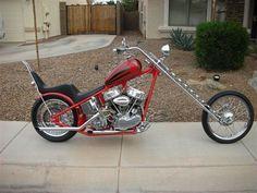 Panhead Chopper | Harley Davidson Panhead Chopper - MidAmerica Auctions