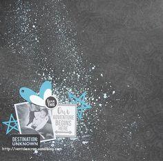 kit d'octobre, page Love This par CCéline