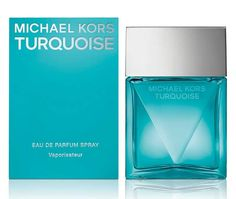 Shop for Michael Kors Turquoise Women's Eau de Parfum Spray. Get free delivery On EVERYTHING* Overstock - Your Online Beauty Products Shop! Perfume Diesel, Perfume Collection, New Fragrances, Turquoise, Aqua, Parfum Spray, Travel Size Products, Jasmine, Colors