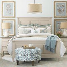 Eldridge Panel Bed