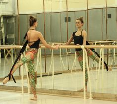 Flexistretcher Review // Aneta Wira Ostaszyk, Polish National Ballet