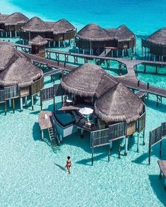 Overwater Bungalow in Maldives. 20 Amazing Hotels In Striking Locations You Must Visit. Overwater Bungalow in Maldives. 20 Amazing Hotels In Striking Locations You Must Visit. Beautiful Places To Travel, Beautiful Hotels, Cool Places To Visit, Places To Go, Amazing Hotels, Romantic Travel, Romantic Vacations, Vacation Places, Dream Vacations