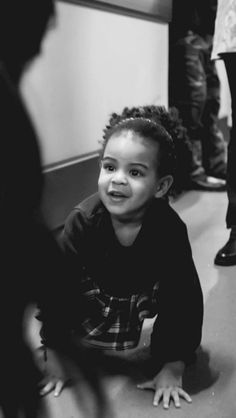 Blue Ivy Carter, Daughter Of Jay-Z & Beyonce