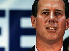 Santorum shares that having Obama is better than having Romney via CBS http://cbsloc.al/GHpD18