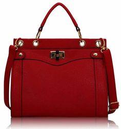 New Designer Womens Tote Shoulder Bags Handbag Ladies Faux Leather Tan Black | eBay