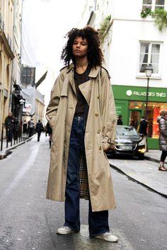 paris street style パリスナップ