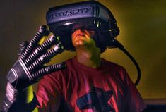 The 3 Most Common Arguments Against VR and Why They're Wrong Virtual Reality Headset, Augmented Reality, Google Vr, Virtual Boy, Consumer Marketing, Ready Player One, Most Common, Vr Headset, Cyberpunk Art