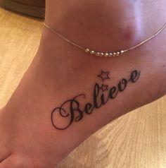 16 Best Tattoo Images Believe Tattoos Tatoos Believe Wrist Tattoo