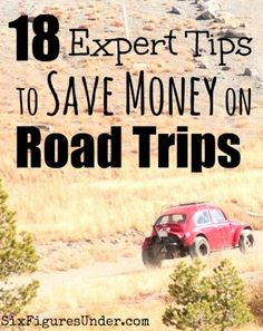Road trips are definitely the frugal way to travel for family vacations. With these expert tips, you can save even more money on gas, food, accommodations and entertainment. Travel tips road trip Road Trip Usa, Road Trip Food, Family Road Trips, Road Trip Hacks, Family Vacations, Disney Vacations, Disney Trips, Ways To Travel, Places To Travel