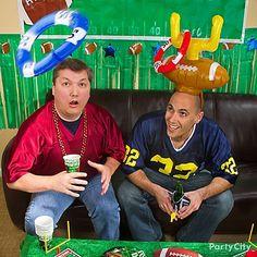 Top Super bowl party ideas: Super Bowl party games, Super Bowl party food & bar ideas-Party City