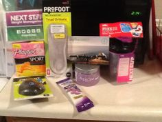 my inspiration to get going!! @Influenster #govoxbox