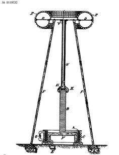 Examining Working Principles of Tesla Tower