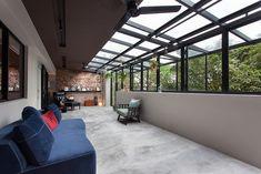 台北 65 坪開放式復古工業風玻璃屋 - DECOmyplace 新聞
