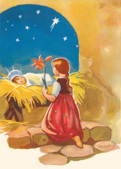 MARTTA WENDELIN - Jeesus-lapsi seimessään