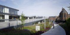 Dendermonde Library by BOB361 Architects