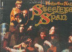 """Steeleye Span used LP """"Below The Salt"""""""