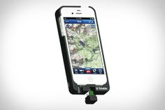 TopoCharger $150.  Built in battery charger and you get the latest topographical maps.  Neat.