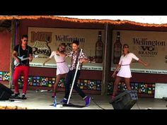 Elvis se Seun - Boere Rock - YouTube
