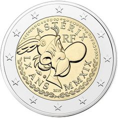 Detailed images and information about coin series Commemorative 2 euro coins.