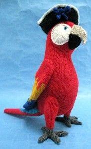 Pretty Polly Alan Dart Simply Knitting Magazine