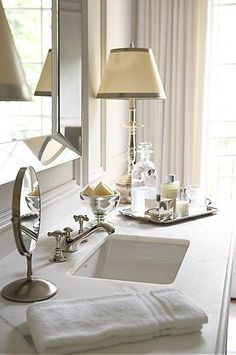 South Shore Decorating Blog: 20 Picture Perfect Bathrooms