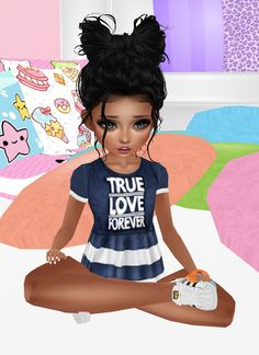 True Love Forever ♥  IMVU Kiddo