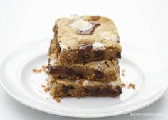 S'mores bars I Heart Nap Time | I Heart Nap Time - Easy recipes, DIY crafts, Homemaking