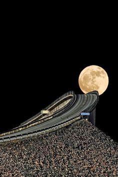 The Moon Atlantic Highway Norway