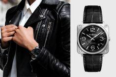 Bell Ross, En Stock, Watches, Accessories, Bling Bling, Paris, Luxury Watches, Wrist Watches, Wristwatches