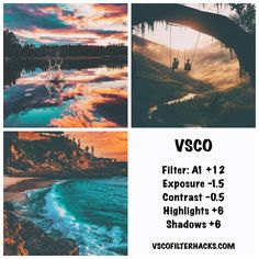Best VSCO Filters for Instagram Feed - VSCO Filter Hacks