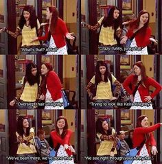 Wizards of Waverly Place... I think about 5 years have passed and I remember every word.