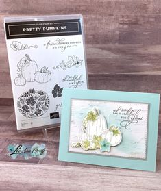 Square Envelopes, Pumpkin Cards, Lee Ann, Specialty Paper, Small Cards, White Pumpkins, Pretty Cards, Paper Design, Note Cards