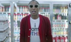 Pharrell Williams continues to conquer the fashion world, this time by collaborating with Uniqlo for the Japanese fast-fashion brand's Spring Summer 2014 UT collection
