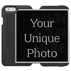 Make Your Own iPhone 6 Wallet Case Incipio Watson™ iPhone 6 Wallet Case