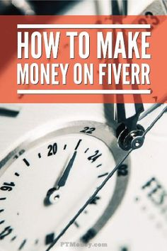Check out PT's interview with Vaughn Fry. Vaughn has been making money with Fiverr and shares all you need to know about it. Click to find out if Fiverr is a good way for you to make extra cash. Money Making Ideas, Making Money, #MakingMoney