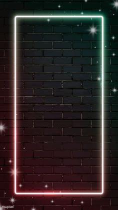 Ombre Wallpaper Iphone, Neon Light Wallpaper, Name Wallpaper, Phone Screen Wallpaper, Brick Wallpaper, Aesthetic Iphone Wallpaper, Best Photo Background, New Background Images, Brick Wall Background