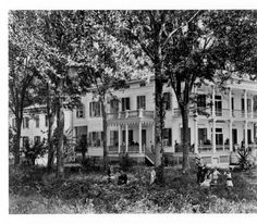 'Warren S. Walker's Woodstock Plantation home, located on Bayou Manchac near the Mississippi River in the south part of East Baton Rouge Parish, is the subject of this Lytle Studio image' – Mark E. Martin, in Andrew D. Lytle's Baton Rouge: photographs 1863-1910, (Baton Rouge, LSU Press, 2008), p. 26.