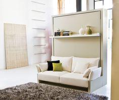 Space saving furniture by Resource Furniture