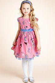 Marks and Spencers pretty dresses for my little girl