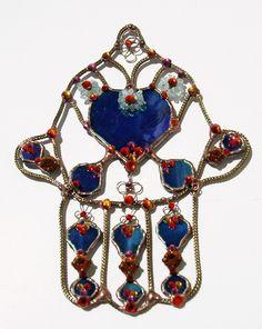 Amazing pendant! Talk To The Hamsa | Unique Gift Ideas: Handmade Jewelry, Hamsa, Kabbalah, Jewish, Religious, Spiritual Gifts