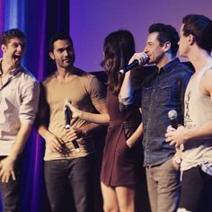 #werewolfcon 2015 - Teen Wolf Cast at WerewolfCon in Brussels, Belgium - September 26th and 27th!